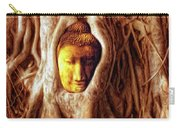 Buddha Of The Banyan Tree Carry-all Pouch