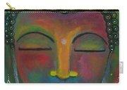 Buddha Painting Carry-all Pouch by Prerna Poojara