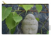 Buddha Quote Carry-all Pouch