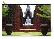 Buddha Samadhi Carry-all Pouch