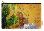 Buddha Sculp Carry-all Pouch