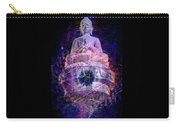 Buddha Spinning In A Merkaba Carry-all Pouch