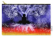 Buddha Under The Wisdom Tree Carry-all Pouch