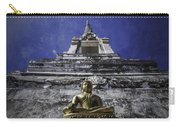 Buddha Watching Over Carry-all Pouch