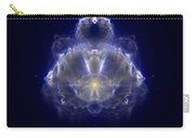 Buddhabrot - Fractal Buddha Carry-all Pouch