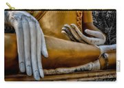 Buddhist Statue Carry-all Pouch