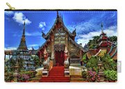 Buddhist Temples In Chiang Mai Carry-all Pouch