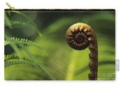 Budding Fern Carry-all Pouch