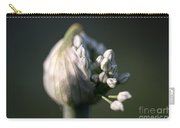 Budding Red Onion Stem Carry-all Pouch
