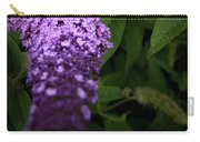 Buddleia Flower Carry-all Pouch