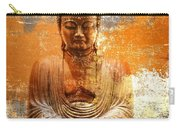 Budha Textures Carry-all Pouch