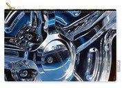 Budnik Wheel 01 Carry-all Pouch