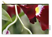 Buds And Blooms Orchid Carry-all Pouch