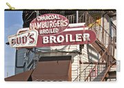 Bud's Broiler New Orleans Carry-all Pouch