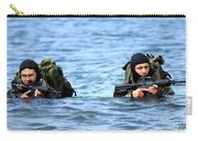 Buds Students Wade Ashore During An Carry-all Pouch