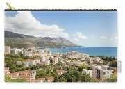 Budva Along The Adriatic Sea In Montenegro Carry-all Pouch