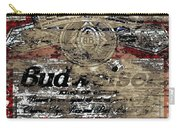 Budweiser Wood Art 5c Carry-all Pouch