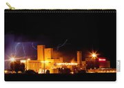 Budwesier Brewery Lightning Thunderstorm Image 3918 Carry-all Pouch by James BO  Insogna