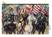 Buffalo Bill: Poster, 1893 Carry-all Pouch by Granger
