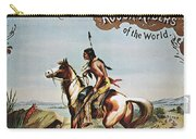 Buffalo Bills Show Poster Carry-all Pouch