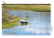 Buffalo Walk Carry-all Pouch