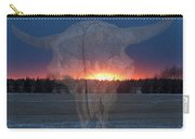Buffalo Ghosts Carry-all Pouch