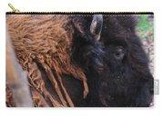 Buffalo Head Carry-all Pouch