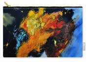 Buffalo-like Abstract  Carry-all Pouch