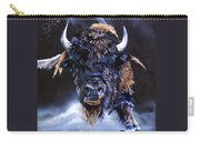 Buffalo Medicine Carry-all Pouch
