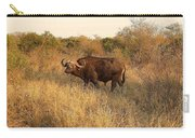 Buffalo On Safari Carry-all Pouch