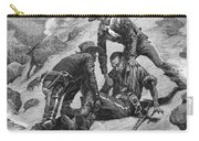 Buffalo Soldier, 1886 Carry-all Pouch