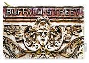 Buffalo Street Carry-all Pouch
