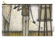 Buffet: Artist, 1948 Carry-all Pouch