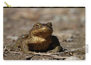 Bufo Bufo Carry-all Pouch