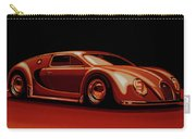 Bugatti Veyron 'beetgatti' 1945 Painting Carry-all Pouch