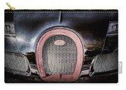 Bugatti Veyron Legend Grille Emblem -0488ac Carry-all Pouch