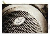 Bugatti Veyron Legend Grille Emblem -0514s Carry-all Pouch