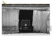 Buggy In The Barn Carry-all Pouch