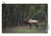 Bull Elk Bugle Carry-all Pouch