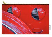 Buick Lasalle Portholes And Fender #3 Carry-all Pouch