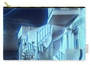 Building At Harbour  Carry-all Pouch by Colette V Hera Guggenheim
