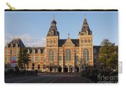 Building Exterior Of Rijksmuseum. Amsterdam. Holland Carry-all Pouch
