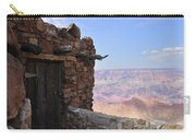 Building On The Grand Canyon Ridge Carry-all Pouch