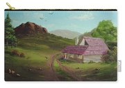 Buildings In Landscape Carry-all Pouch