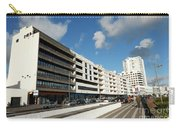 Buildings In Ponta Delgada Carry-all Pouch