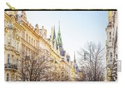Buildings In Prague Carry-all Pouch