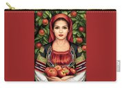 Bulgarian Girl From Kyustendil Carry-all Pouch