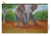 Bull Elephant Carry-all Pouch