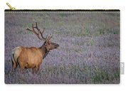 Bull Elk In Velvet Carry-all Pouch