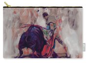 Bull Fight 009k Carry-all Pouch